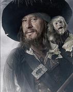 バルボッサと愛猿ジャック