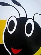 WILLCOM★HONEY BEE★PINK