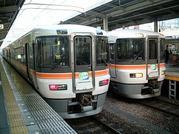 東京と大阪を鈍行で移動する人
