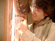 みつゆき君のIrish・harp