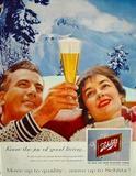 ビールは最高の飲み物