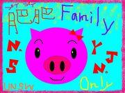 肥肥Family in Australia