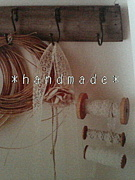 *handmade*