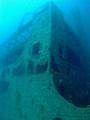 グアムの沈船 東海丸
