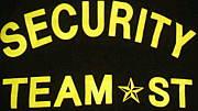 SECURITY TEAM☆ST