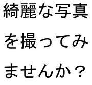 ■ヤフオクに挑む! 写真 編