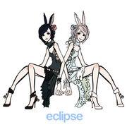 ウサギキノコ/eclipse