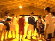 八軒東中学校バスケットボール部