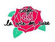 cafe la vie en rose