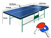 岡山@玉野で無料で卓球