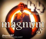 B-42s → 44マグナムズ