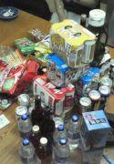 つるつるいっぱい酒飲みたいのぉ