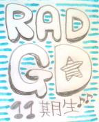 RAD☆GD科11期生