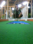 松山のパットゴルファー