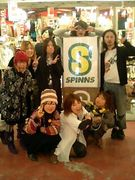 SPINNS CONQUEST mhp 広島