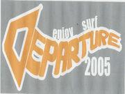 DEPARTURE & SURF