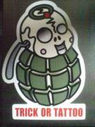 ★TRICK OR TATTOO同好会★