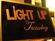 LIGHT UP TUESDAY