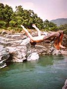 Cliff Jumping(飛び込み)