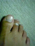 toe ring の会