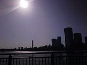 早朝マラソン〜井の頭公園〜