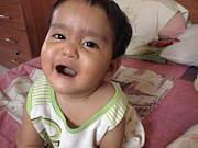 2008年3月生まれの赤ちゃん
