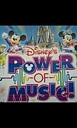 DISNEY'S POWER OF MUSIC!