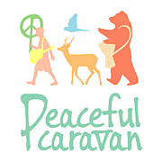 peaceful caravan 月音祭