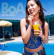 BoA-KEY  OF  HEART-