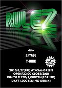 【RULEZ】