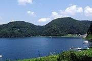 野尻湖一周遠泳大会