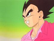 ピンクが似合うといえばべジータ