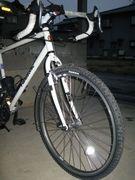 ドロップMTB、クロスバイク