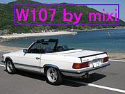 Mercedes Benz W107