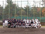 ○●名古屋大学準硬式野球部●○