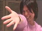 ピンクが似合う神谷さん
