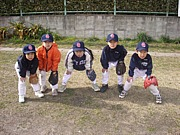 うちの子ソフトボールやってます
