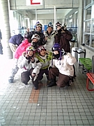 girls☆Snowboarder☆in東京