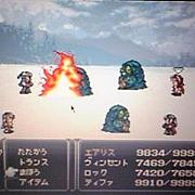 Final Fantasy6改造