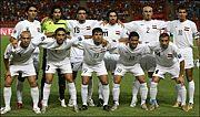 サッカーイラク代表