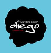 """SOCCER SHOP """"diego"""""""
