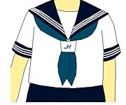 アイドルのセーラー服