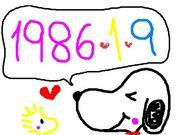 ☆1986年1月9日がお誕生日☆