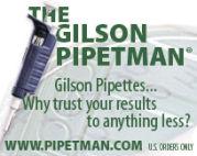 ピペットマンはGilson!