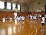 岡山市立桑田中学校バスケ部
