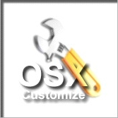 OSX Customize ManiaX