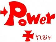 POWER+hair パワー