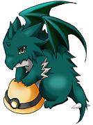 可愛いドラゴンが好きだーっ!