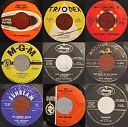 50s60s 7インチレコード
