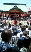 花園神社 例大祭